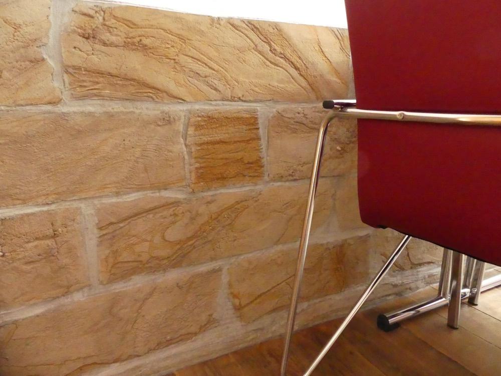 Texturen Sandsteinfurnier